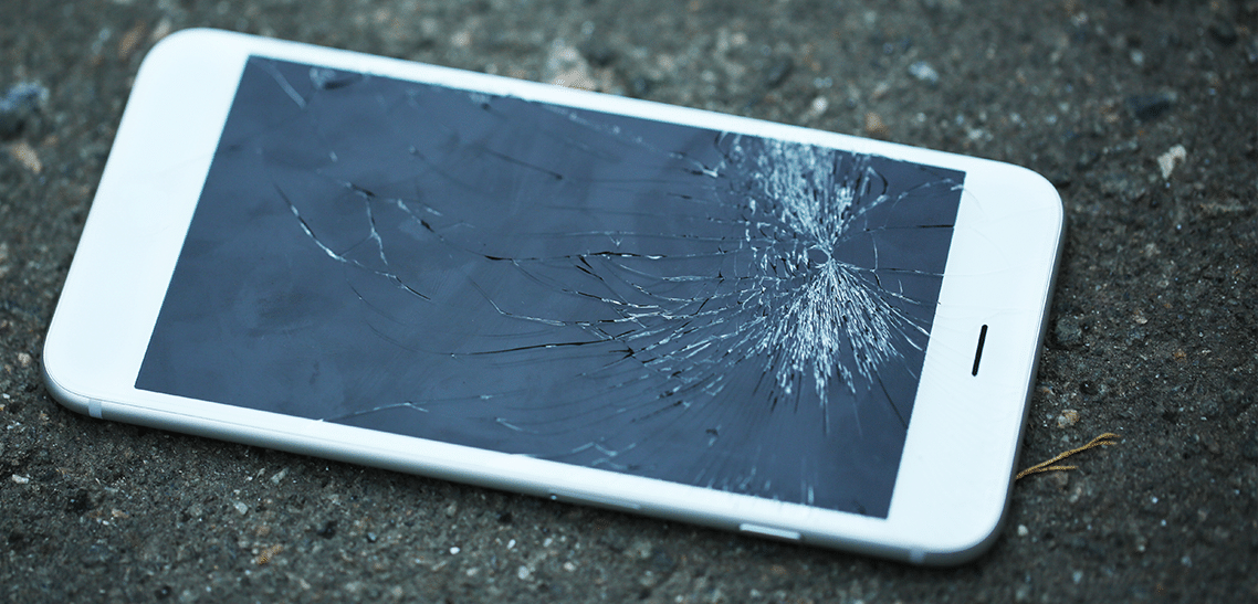 Smartphone Accidents Common
