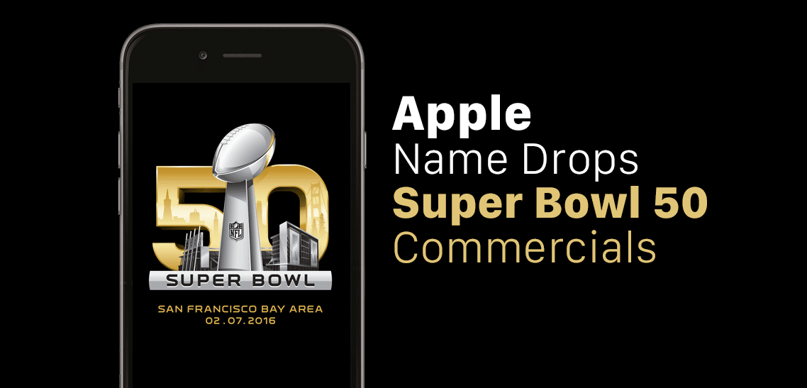 Super Bowl Apple name drops Cell Phone Hospital blog