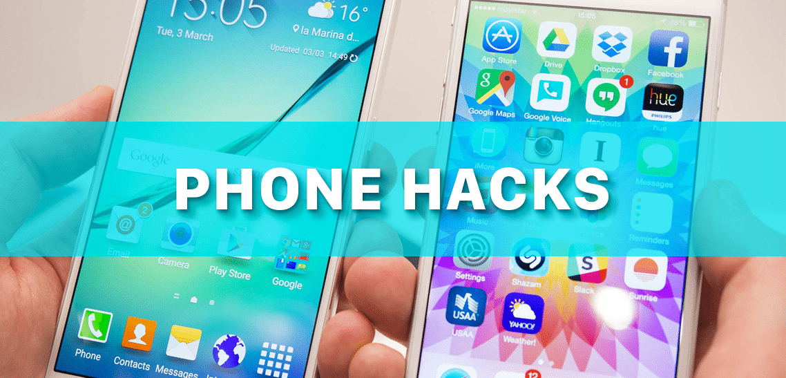 Phone Hacks for your device Cell Phone Hospital blog