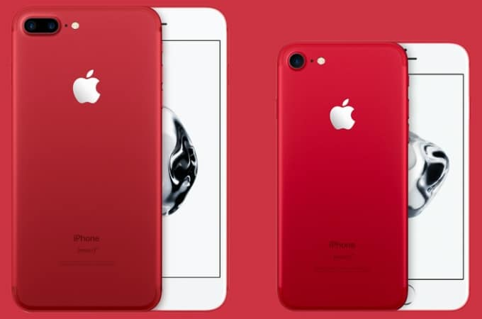 Iphone 7 & 7 Plus Special Edition (Red) - Cell Phone Hospital