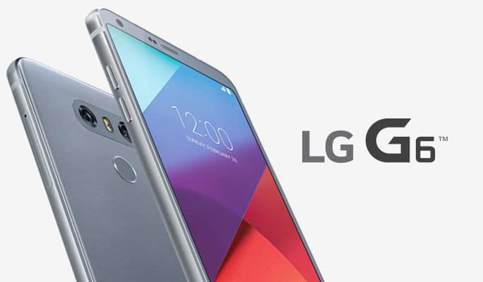Phone That Fits In Your Hands LGG6