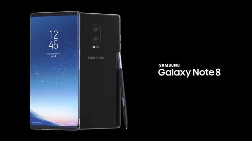 Samsung galaxy note 8 rumors specs release date price for Galaxy note 2 release date features