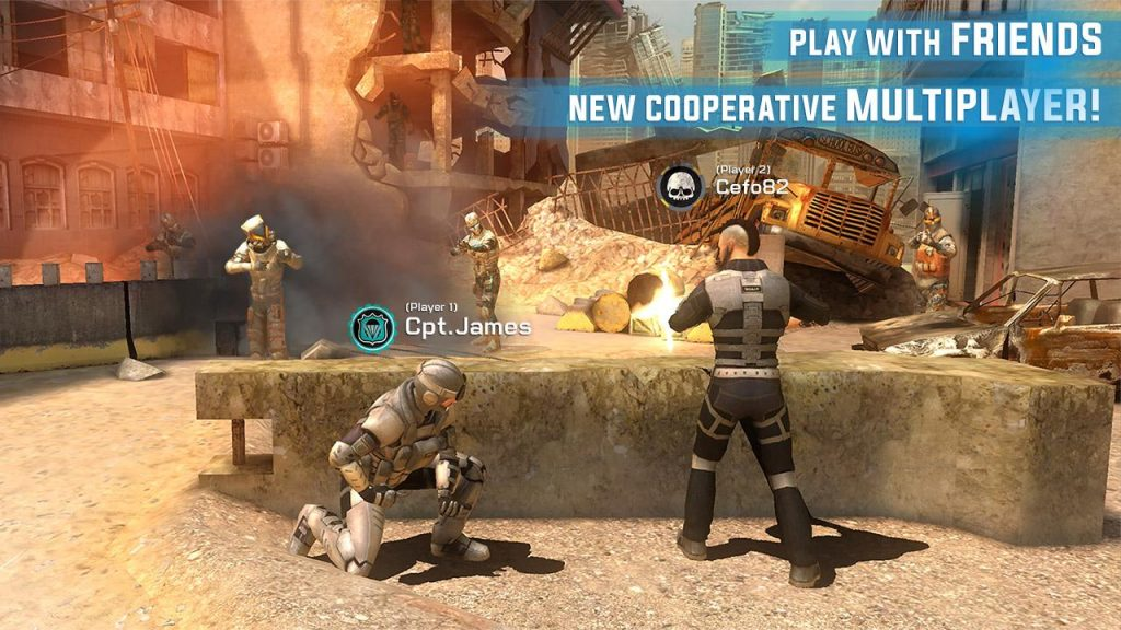 Best Shooting Games for Android 2017 – Overkill 3