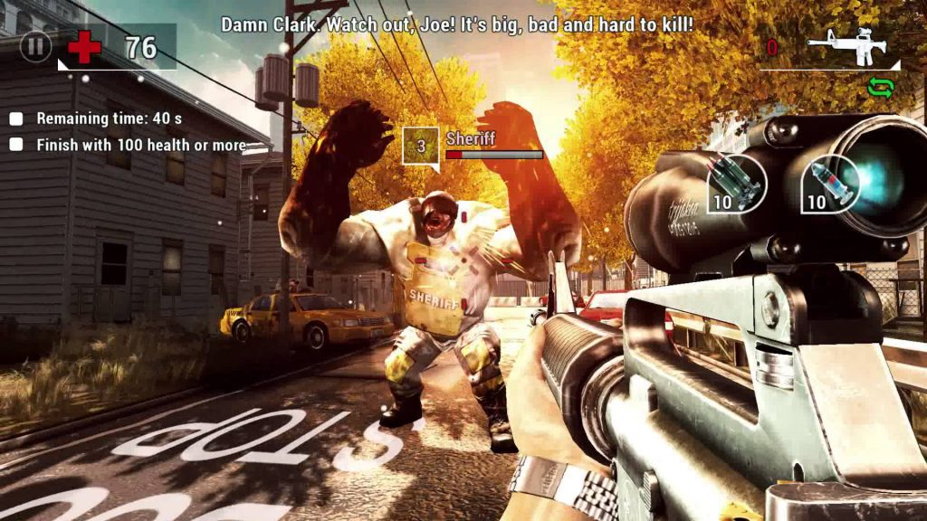 Best Shooting Games for Android 2017 – Unkilled