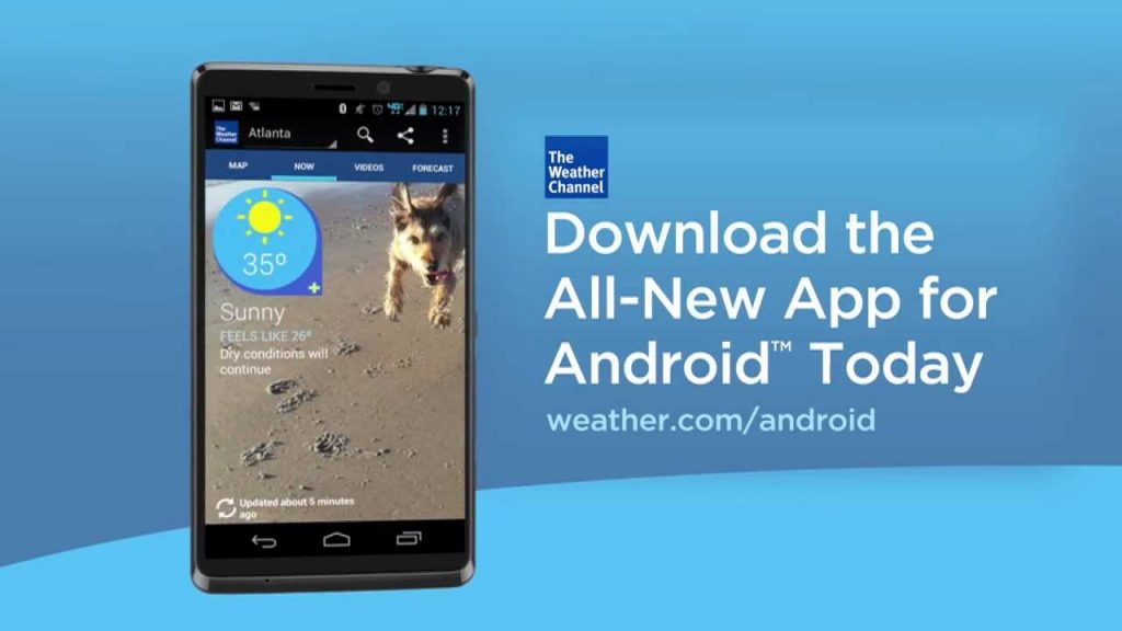Best Weather Apps for Android 2018 - The Weather Channel