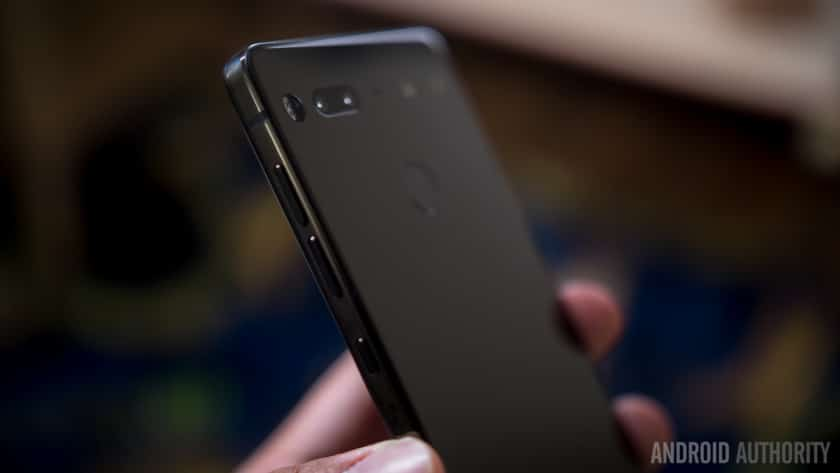 Essential Phone grabs Bluetooth 5 support, April security patch in latest update (Updated)