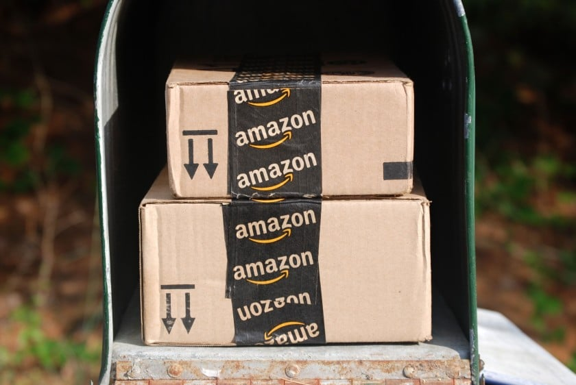 Amazon is giving you free shipping, no matter how little you spend
