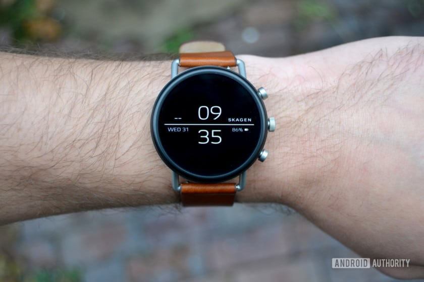 skagen falster 2 review design display oled
