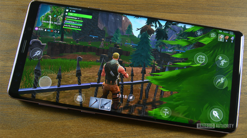 Fortnite - most controversial android apps 2018
