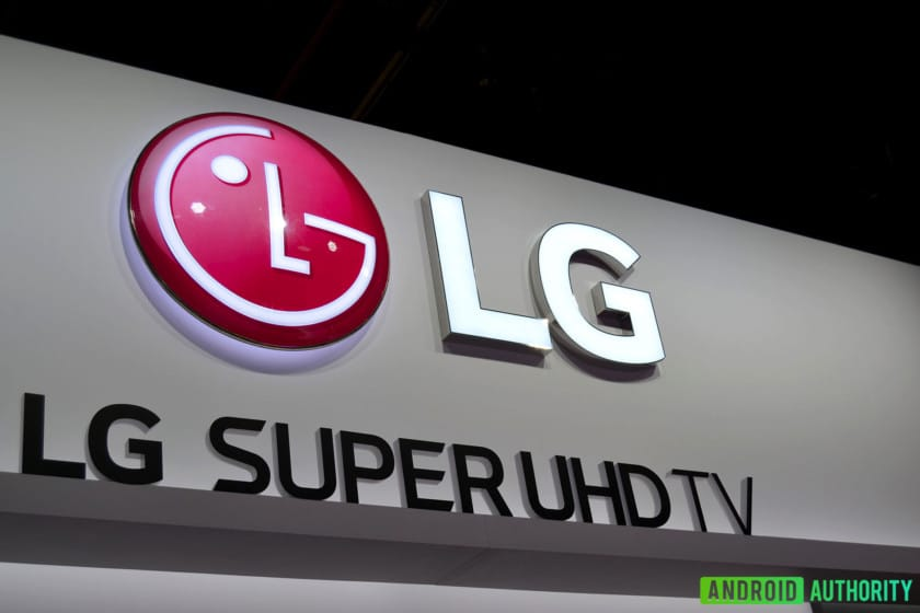 New LG TVs will use AI to better the picture and sound based on content