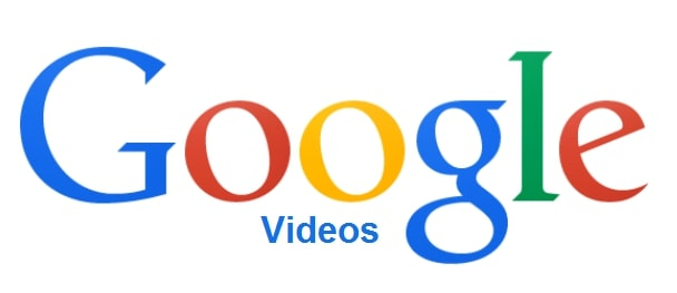 Google Video logo - Google failed products