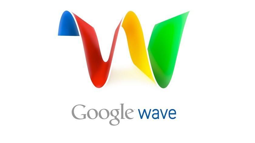 Google Wave logo - Google failed products