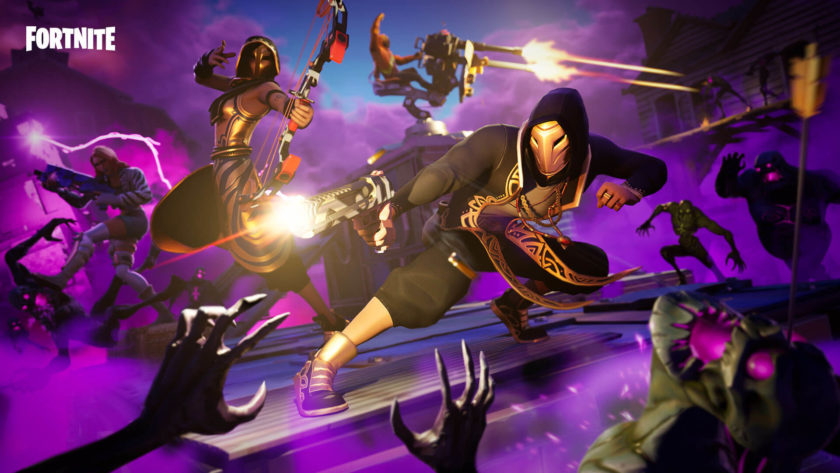 Fortnite update horde rush