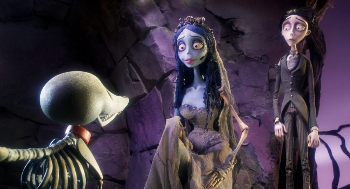 Corpse Bride Best Halloween Movies Amazon Prime