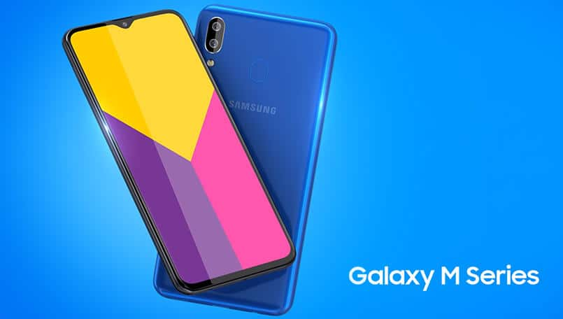 Samsung Galaxy M series 2020